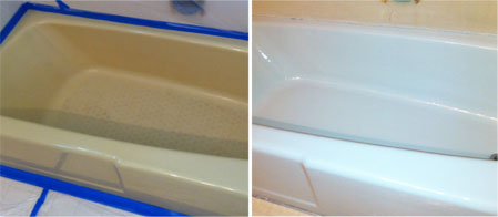 St George Bathtub Reglazing