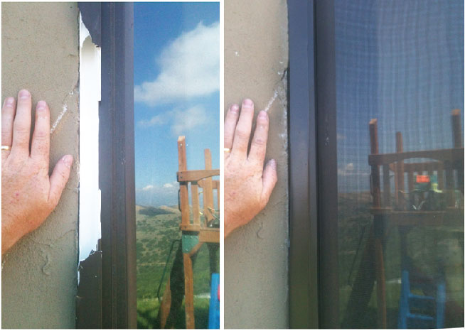 Vinyl Windows Repair