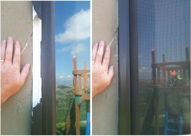 Fix Pvc The Window : Metro repair vinyl windows
